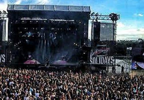 Festival SOLIDAYS 2017